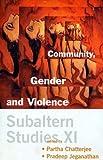 Subaltern Studies XI