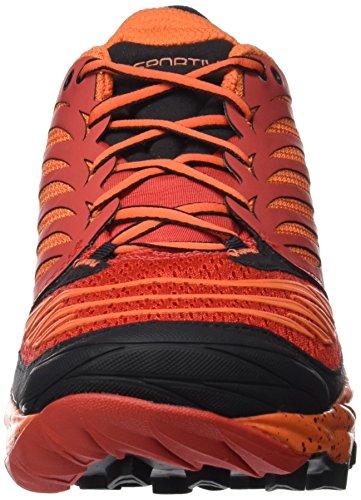 La Sportiva Akasha–Chaussure pour homme Rojo (Flame)