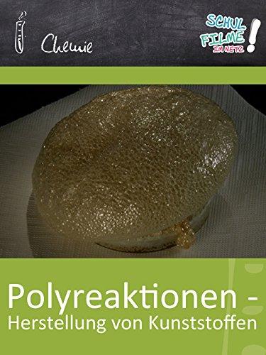 Polymerisation - Herstellung von Kunststoffen - Schulfilm Chemie (Flüssigkeiten Schaums)