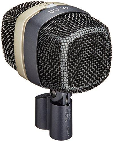 AKG Acoustics D12 VR Large Diaphragm Cardioid Dynamic Kick Drum Microphone