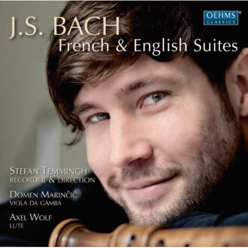 English Suite No. 2 in A Minor, BWV 807 (arr. for recorder, viola da gamba and lute): IV. Sarabande