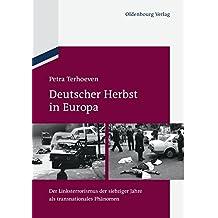 deutscher herbst in europa terhoeven petra