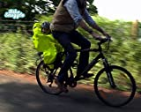Bike Snuggle - The Fully Waterproof & Insulated Child Bike Seat Cover - Keeping Your Child Safe & Snug While On Your Bike