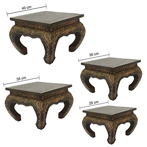beistelltisch 30 cm bestseller shop f r m bel und einrichtungen. Black Bedroom Furniture Sets. Home Design Ideas