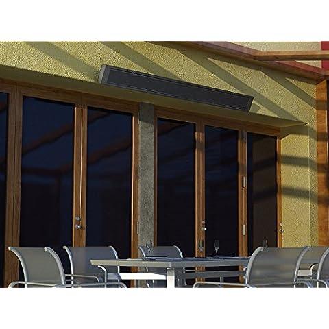1000W radiatore terrazze, riscaldamento a infrarossi per