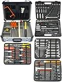 Famex 719-44 Mechaniker Werkzeugkoffer Komplettset