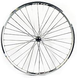 Wilkinson Double Wall - Llanta para bicicleta híbrida, talla 700 C