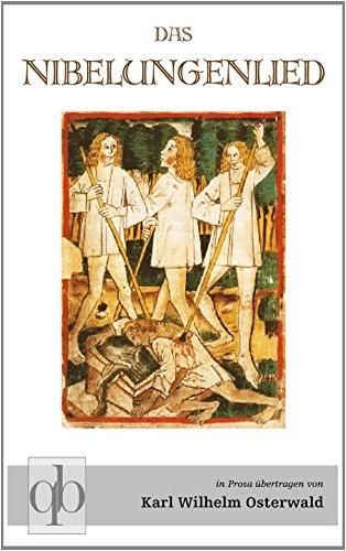 Buchseite und Rezensionen zu 'Das Nibelungenlied: Ein Roman für Jung und Alt' von Karl Wilhelm Osterwald