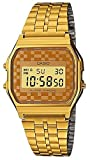 Casio - A159WGEA-9A - Vintage - Montre Mixte - Quartz Digital - Cadran LCD - Bracelet...