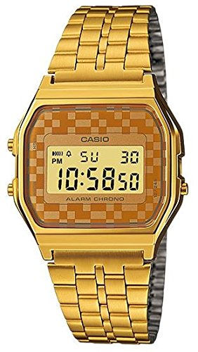CASIO Reloj de Cuarzo Vintage A159WG-9