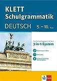 KLETT Schulgrammatik Deutsch 5.-10. Klasse