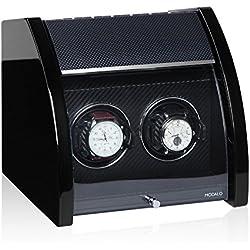 Modalo Magma MV3 Uhrenbeweger für 2 Automatikuhren in carbon 3502883