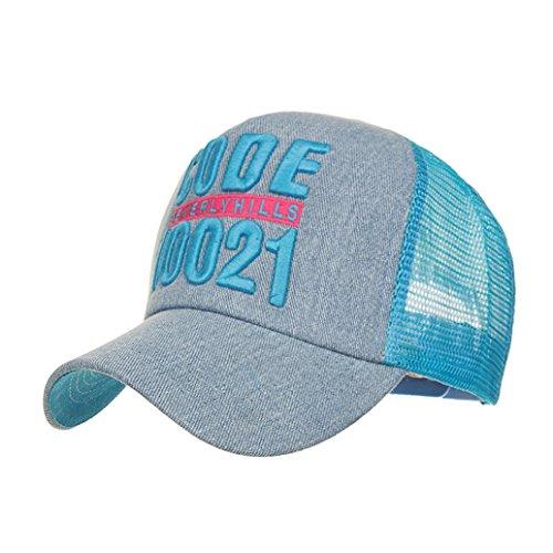 Mounter-Unisex-regolabile-ripiegabile-in-cotone-baseball-sport-cappello-pannello-con-sandwich-Peak-sole-spiaggia-cappello-per-unisex-Girls-boys-various-54-62-cm