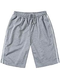 55d5a657a1 Amazon.es  Pantalones Baggy - Pantalones cortos deportivos   Ropa ...