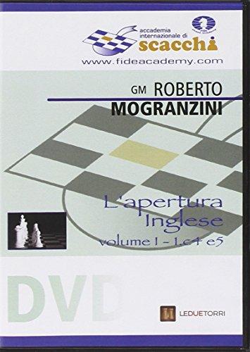 L'apertura inglese 1.c4 e5. DVD