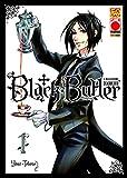 Black Butler N.1 Seconda Ristampa