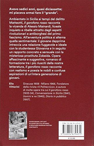 scaricare ebook gratis Il garofano rosso PDF Epub