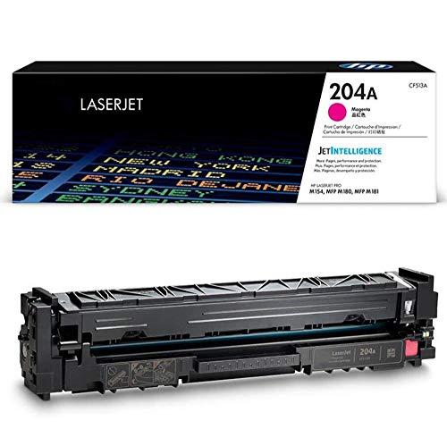 Preisvergleich Produktbild Kompatible HP Laserjet 204A Original Tonerkartusche Für Tonerkartusche CF510A / 511A / 512A / 513A, CF513A