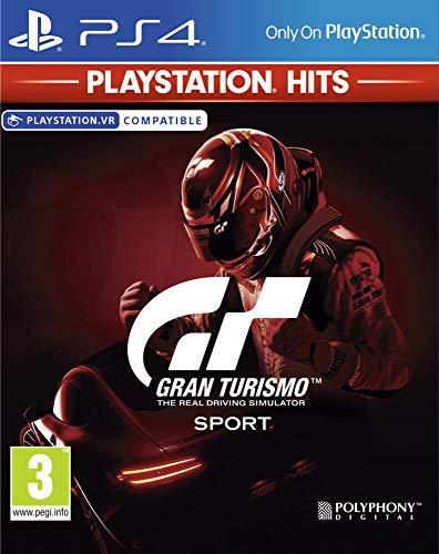 Gran Turismo Sport Hits pour PS4
