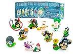 Kinder Überraschung Mission Maulwurf Figuren mit 10 BPZ (Komplettsätze)