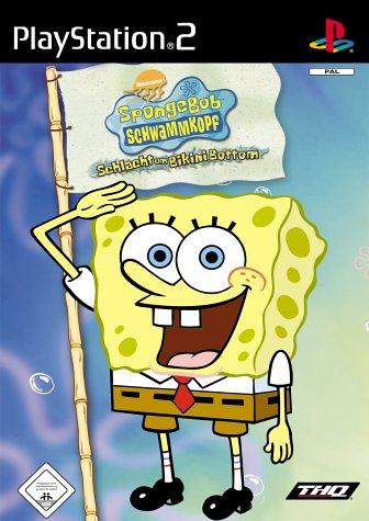 SpongeBob Schwammkopf - Schlacht um Bikini Bottom - Schlacht Bottom Um Bikini