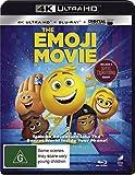 The Emoji Movie 4K UHD Blu-ray / Blu-ray | Region B