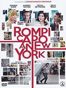 Rompi Capo a New York (DVD)