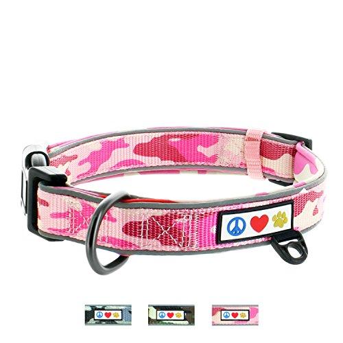 Pawtitas Collar Clasico para Perros Ajustable