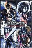 Kiss 4K Legenden sterben nie Anime Stil Zeichen 61x 91,5cm Poster 61x 91,4cm