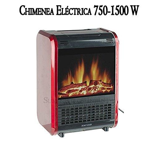 CHIMENEA-ELECTRICA-750W-1500W-Ideal-para-estancias-de-15-a-20-m2-debido-a-su-reducido-tamao-30-x-22-x-40-cm-2-niveles-de-potencia-Proteccin-sobrecalentamiento-y-sistema-antivuelco