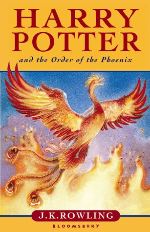 Bloomsbury Trade Harry Potter and the Order of the Phoenix (Book 5)