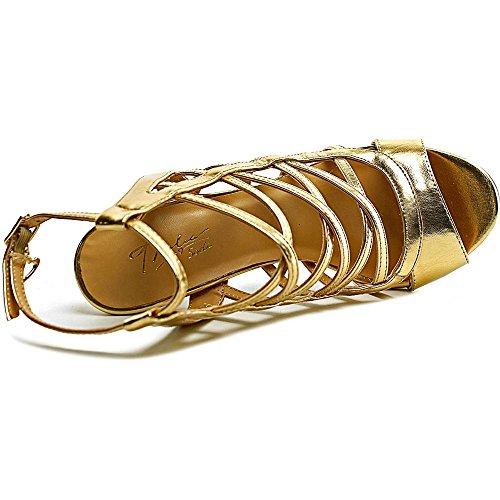 Thalia Sodi Clarisa Femmes Synthétique Sandales gold