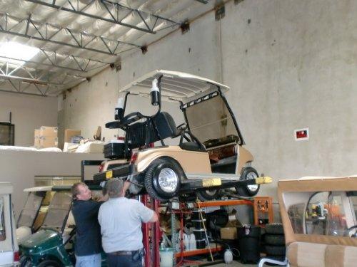 plantilla de plan de negocios para un carrito de golf reparaciones en español! por Kelly Lee