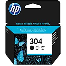 HP 304 Black Original Ink Cartridge (N9K06AE)