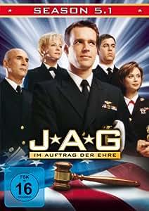 JAG: Im Auftrag der Ehre - Season 5, Vol. 1 [3 DVDs]