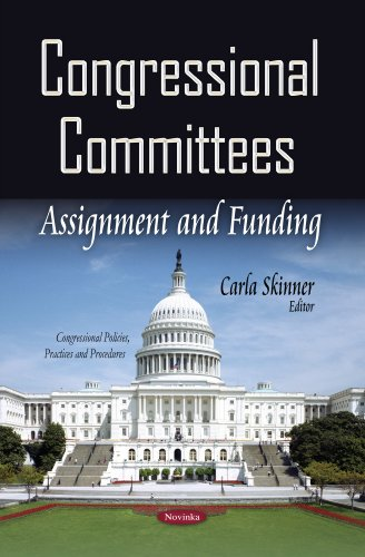 Congressional Committees (Congressional Policies, Practices and Procedures)