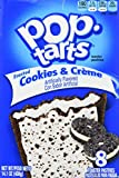 Kelloggs Pop Tarts - Frosted Cookies & Cream (400g)