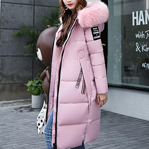 Bovake -  Cappotto  - Donna Pink