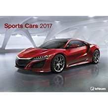 Sports Cars 2017 - Autokalender, Motorsportkalender, Fotokalender  -  29,7 x 42 cm