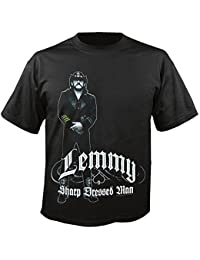 Motörhead Lemmy - Sharp Dressed Man - T-Shirt
