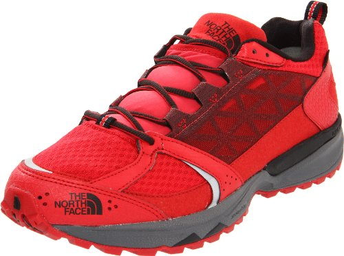TNF ZAPATO RUNNING M SINGLE-TRACK GT II RED T-9H