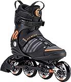K2 Herren Inline Skates F.I.T. 84 BOA - Schwarz-Grau-Orange