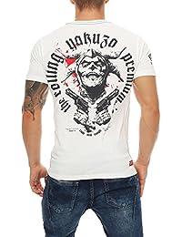 Yakuza Premium - Camiseta - Básico - Cuello redondo - para hombre