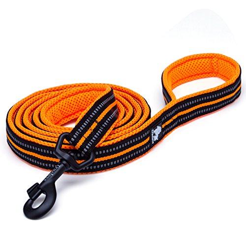 Hunde Leine Pet strapazierfähigem Leine Gurt gepolstert für Puppy Pet Leine Seil