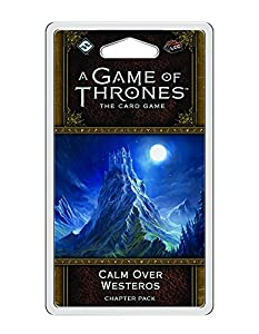 Fantasy Flight Games A Game of Thrones Lcg: Calm Over Westeros Chapter Pack