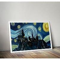 Harry Potter inspiriert Aquarell Poster - Dobby - Hogwarts - Zitat - Alternative TV / Movie Prints in verschiedenen Größen (Rahmen nicht im Lieferumfang enthalten)