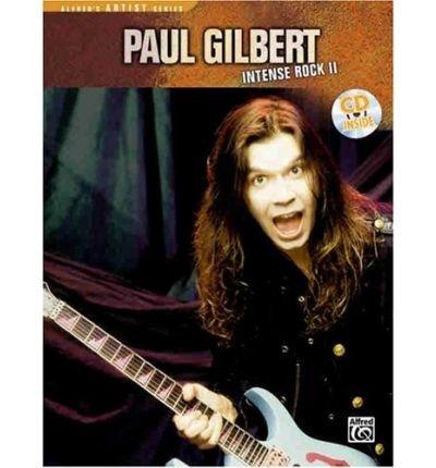 Paul Gilbert -- Intense Rock II: Book & CD (Cpp Media Group Video Transcription) (Paperback) - Common