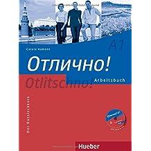 Otlitschno! A1: Der Russischkurs / Arbeitsbuch mit Audio-CD