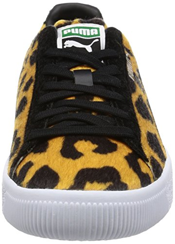 "Puma Clyde Suits ""Leo"" Gelb"
