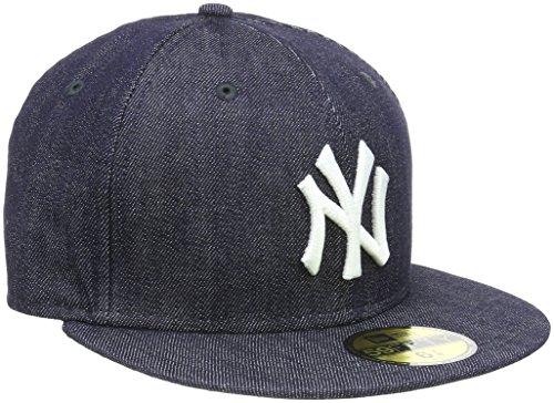 New Era Adulte Bonnet Casquette de Baseball MLB NY Yankees Denim